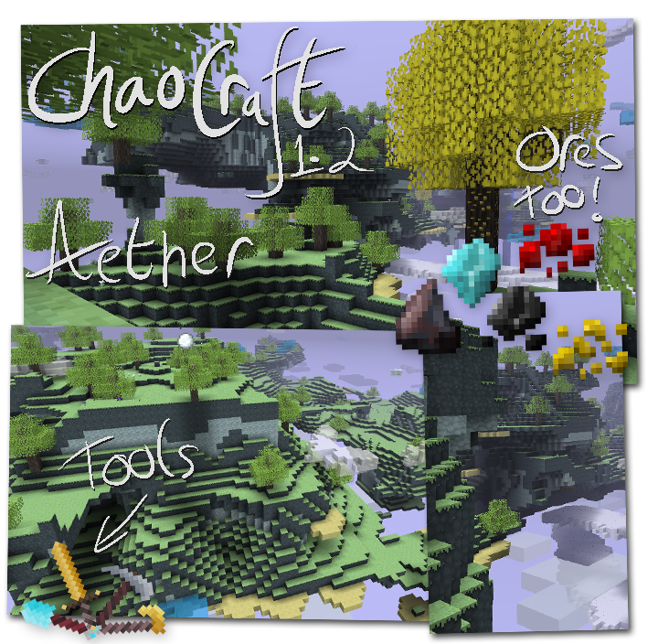 ChaoCraft aether update